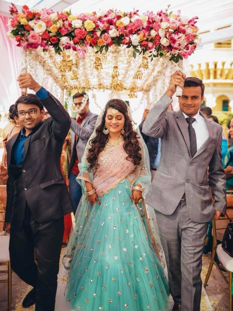 Walking-Down-the-Aisle-Wedding-Photographers-in-Lahore